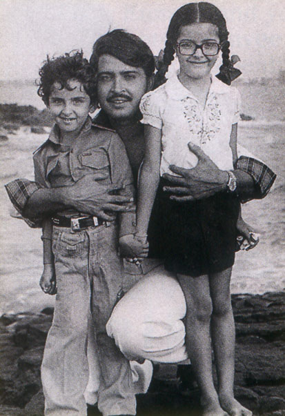 Hrithik Rhoshan childhood