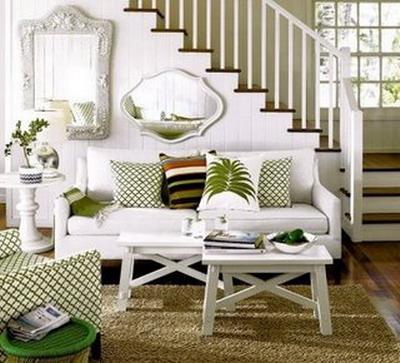 10 Tips for decorating a small living room ~ Home Interior Design Ideas