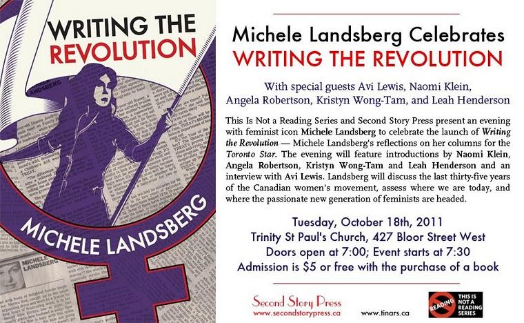 Michele Landsberg's book