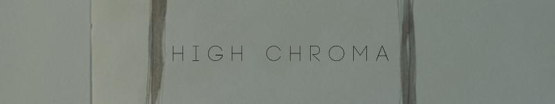 High Chroma