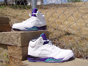 ". released including the very popular ""Grape"" 5′s, and the ""FireRed"" 5′s."