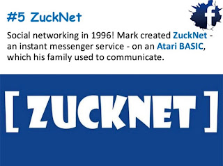 ZuckNet, buatan Mark Zuckerberg