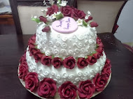 Wedding Cake (Bertingkat)