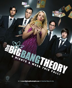 Vụ Nổ Lớn 5 - The Big Bang Theory Season 5 (2011) Poster