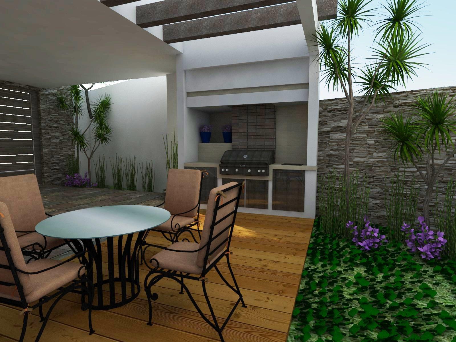 Arquitectura martin abel casa el campanario reynosa - Planos de casas con patio interior ...