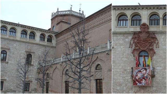 Visita de SSMM de Oriente al Palacio Arzobispal
