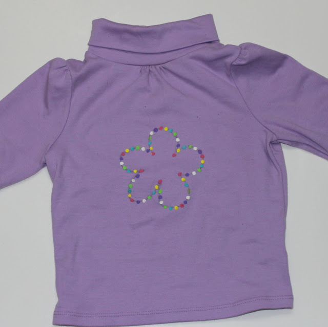 sprinkles tshirt tutorial