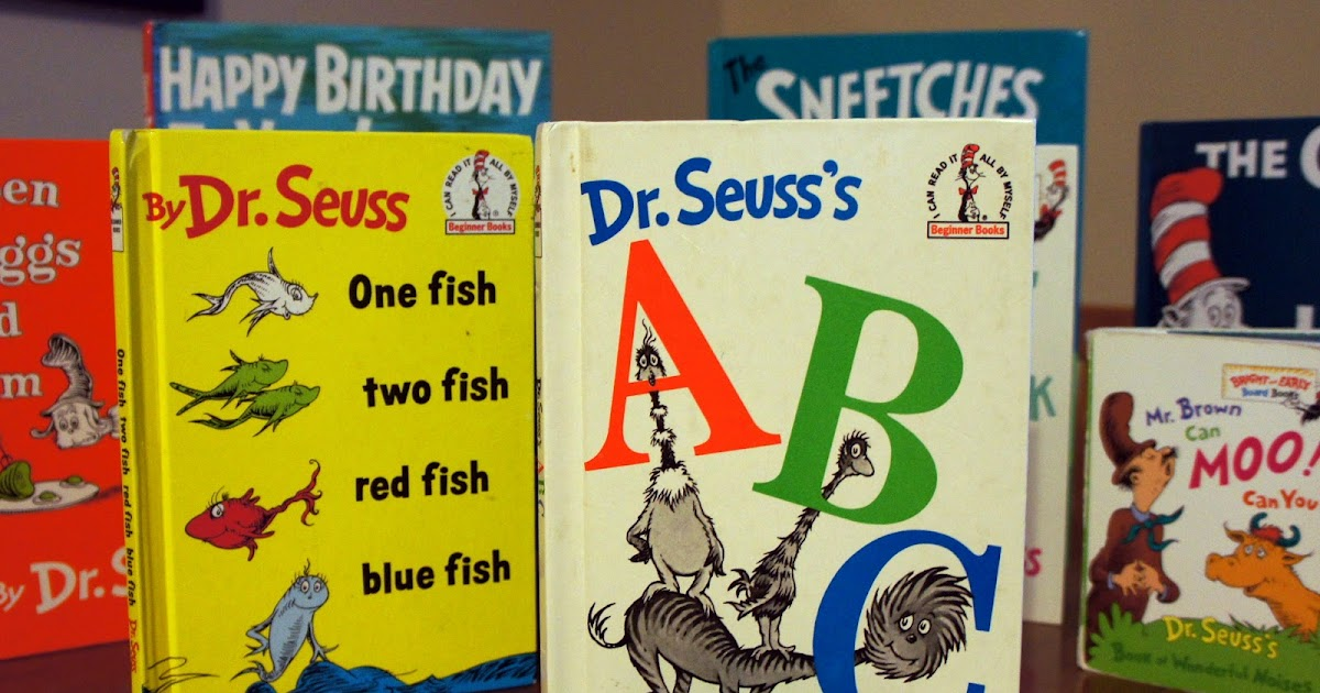Mommy and Me Book Club: The ABC Book by Dr. Seuss