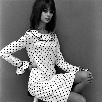 Style Inspiration: Jean Shrimpton