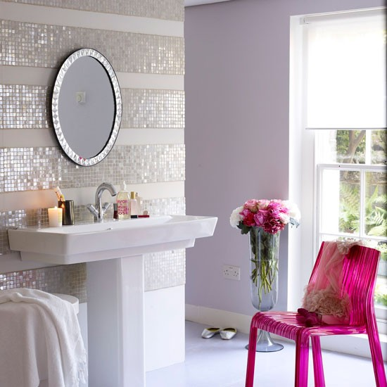 Lotus Fig Fuschia Aubergine Edgy Bathrooms