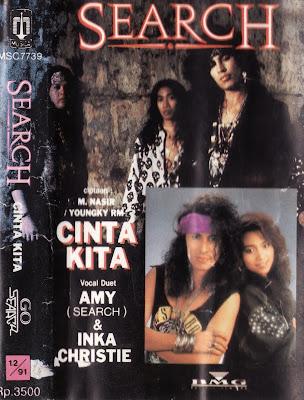 amy search feat inka christie cinta kita Remix