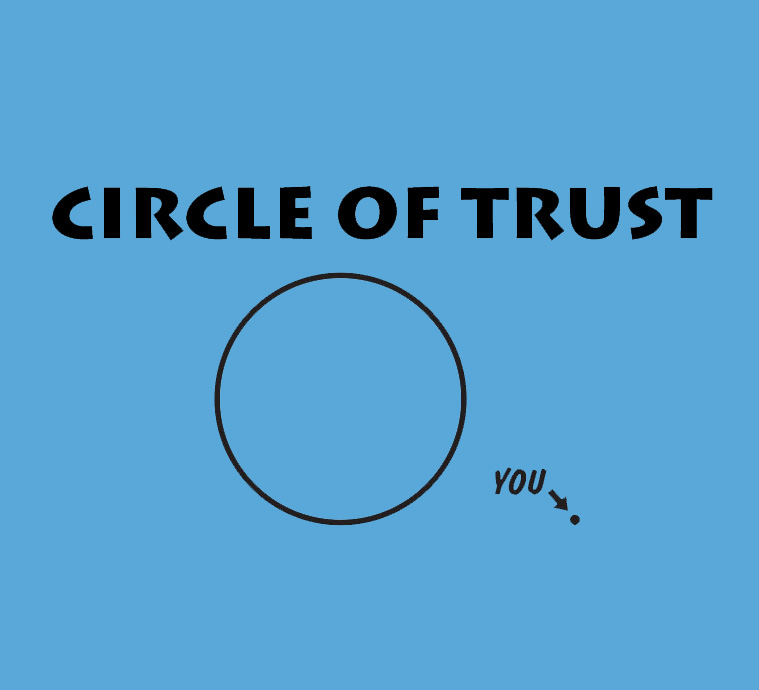 Circle Of Trust Quotes About. QuotesGram