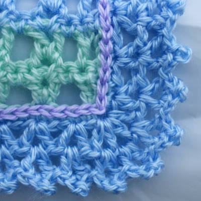 Crochet Patterns For Baby Blanket Edges : Knot Your Nanas Crochet: 10 Ways To Get The Perfect ...