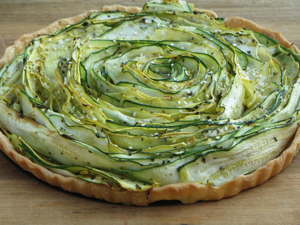 Zucchini Tarte — Rezepte Suchen