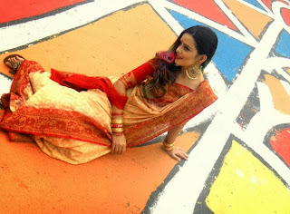 Bangladesh+Fashion+Show+Girl+Ruma+some+picture+collection+In+Saree003