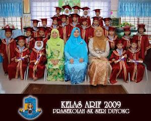 Kelas Prasekolah Arif
