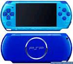 PSP EXTREME BLUE