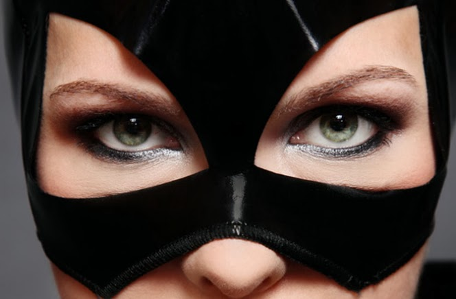 Maquillaje Catwoman
