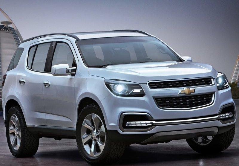 new car releases 2013new car release 2013 2013 Chevrolet Trailblazer Release