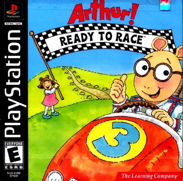 Arthur Ready To Race | El-Mifka