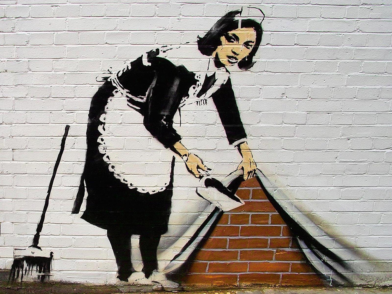 banksy Las 20 mejores obras de Banksy