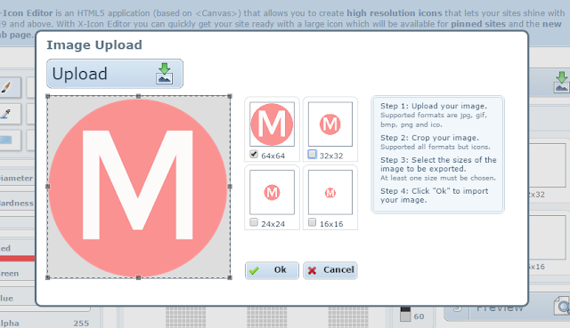 programa X-icon Editor