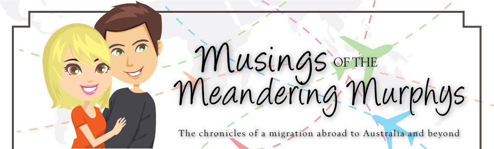 Musings of the Meandering Murphys