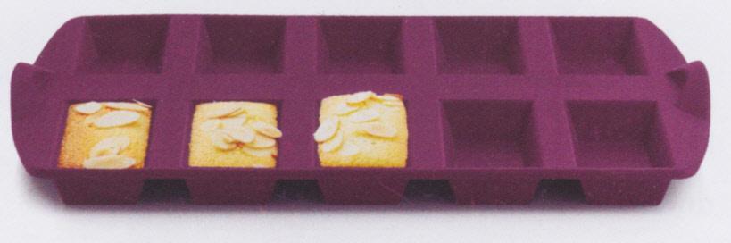 Φόρμα Σιλικόνης για μπισκότα