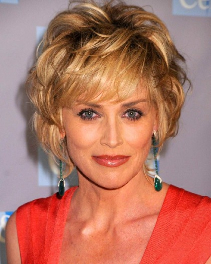 SHORT BLACK HAIRSTYLES: Short hairstyles for older women