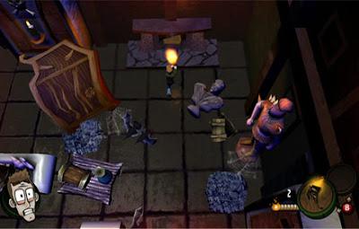 حصريا مع لعبة المغامرات الجميلة Haunted House بحجم 202 ميجا على اكثر من سيرفر