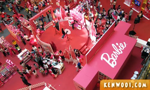 barbie exhibition