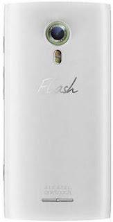 Alcatel Flash 2 Back View