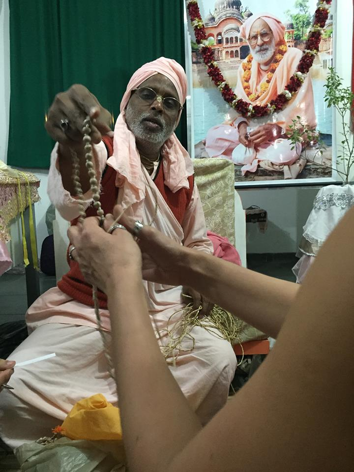 Hari-nama-Initiation