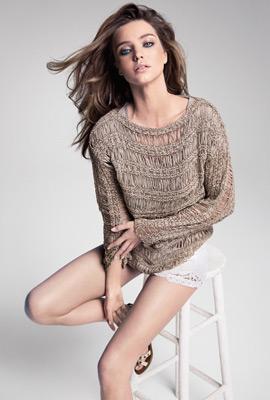 moda mujer verano 2013 catálogo Mango con Miranda Kerr