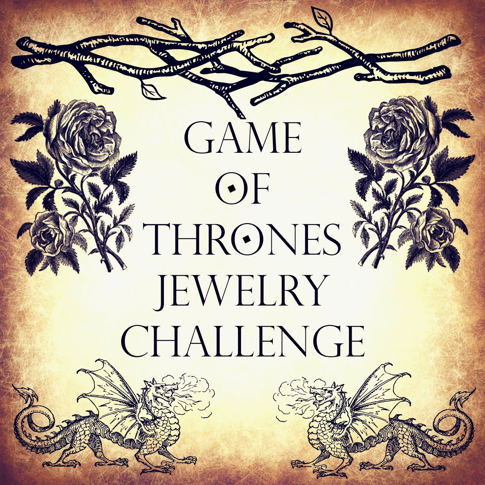 Game of Thrones Jewelry Challenge