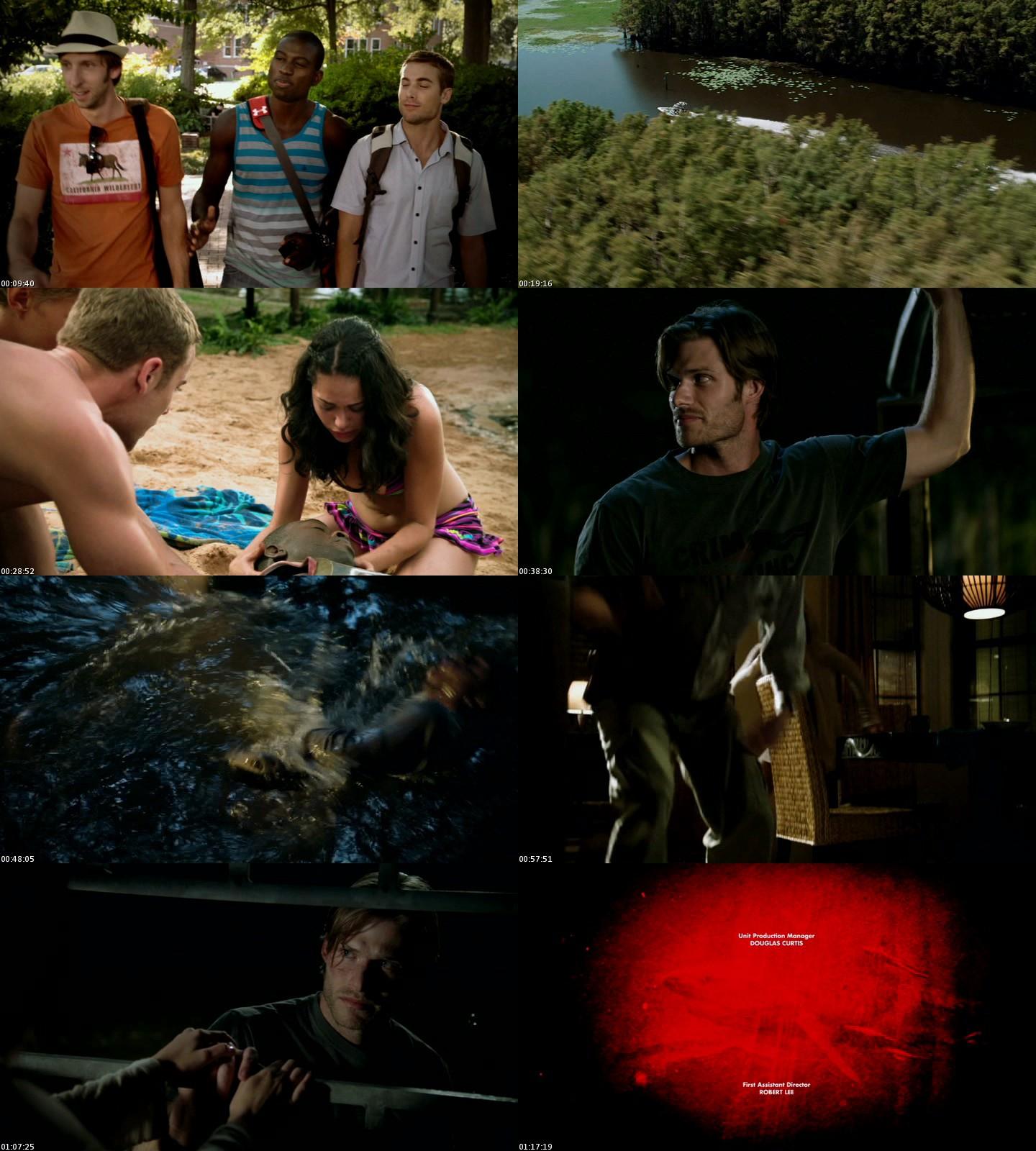 Tiburón 3D: La presa (2011) [DVDScreener] [Español]