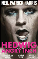 WINNER 4 Tony Awards! : Hedwig and the Angry Inch