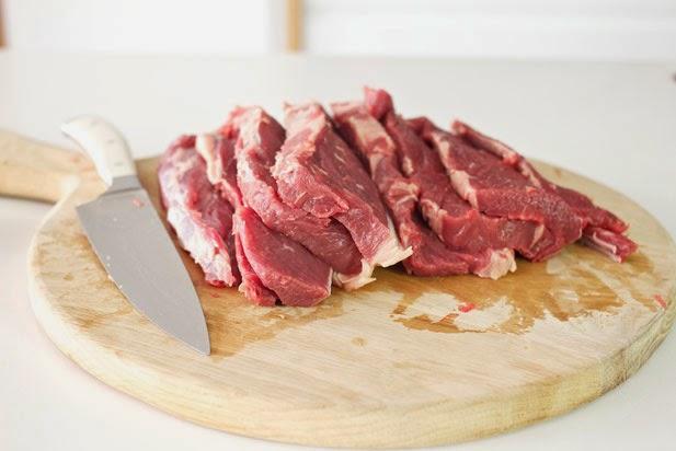 Biltong Meat