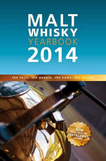 We are over the moon at being featured in the latest edition of Malt Whisky Year Book