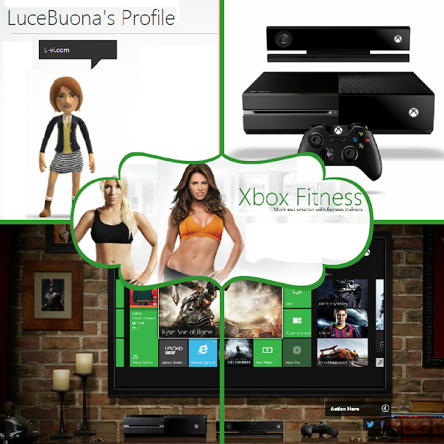 Xbox [One] Fitness: a review by Lucebuona