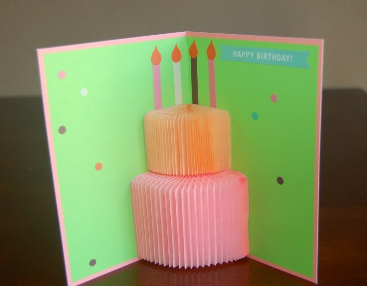 24 Cool handmade birthday card ideas DIY ideas – Homemade Birthday Cards Ideas