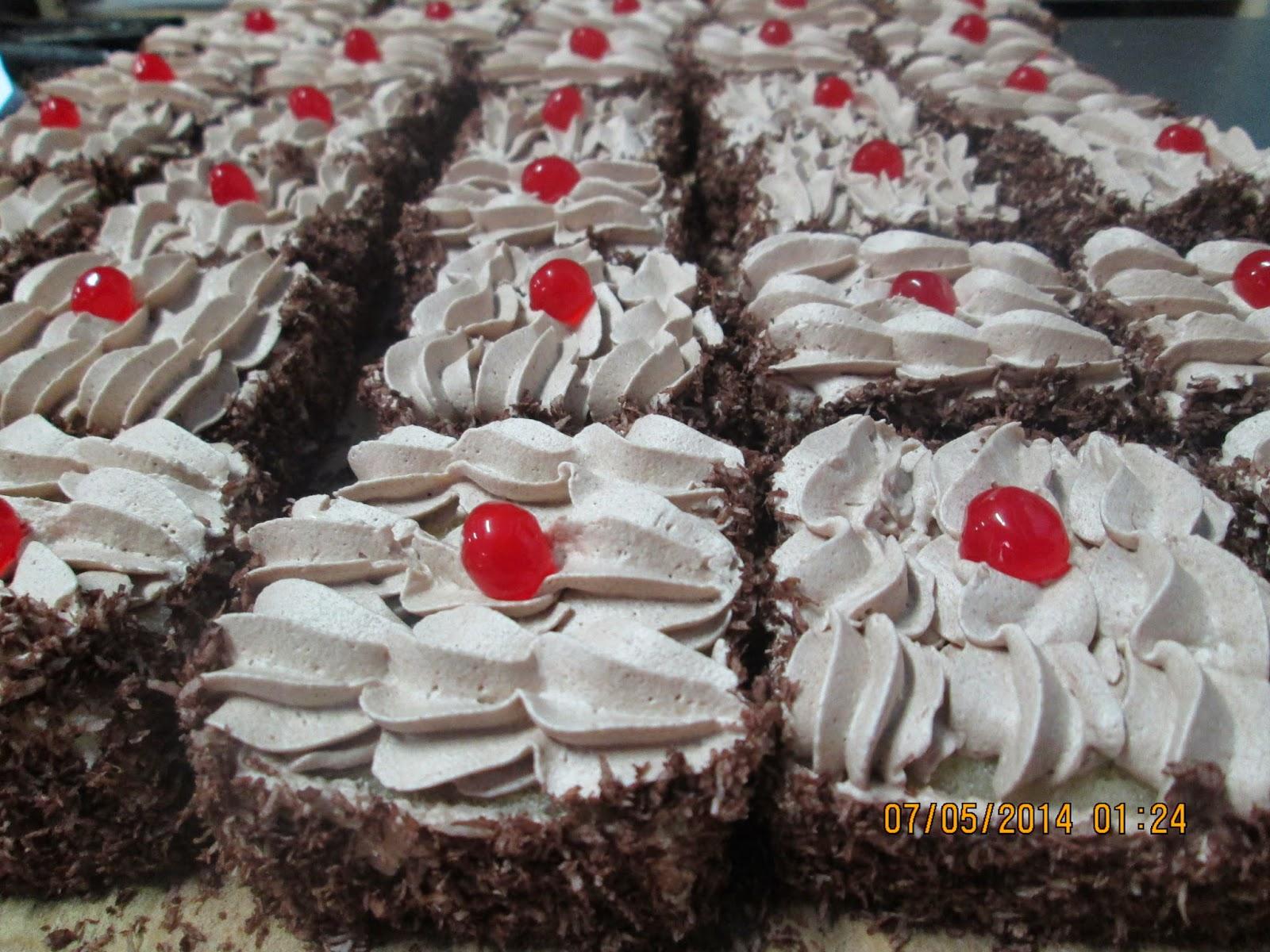 bañada en leche y cubierta de chocolate