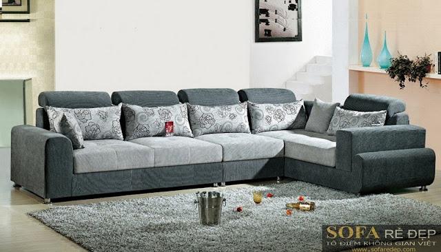 Sofa vải G034