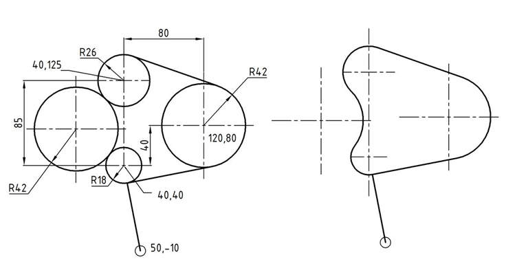 cnc programming examples with drawing pdf