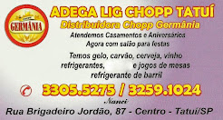 ADEGA LIG CHOPP TATUÍ Distribuidora do Chopp Germânia