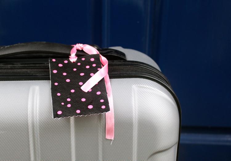 DIY etiquetas para equipaje. (Vía www.soyunmix.com)
