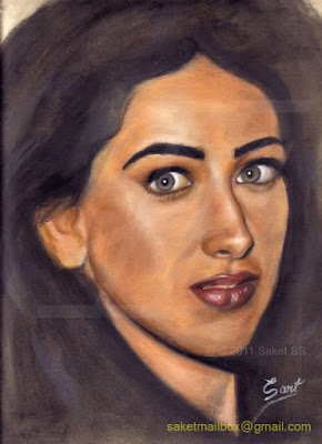 Karishma Kapoor Painting