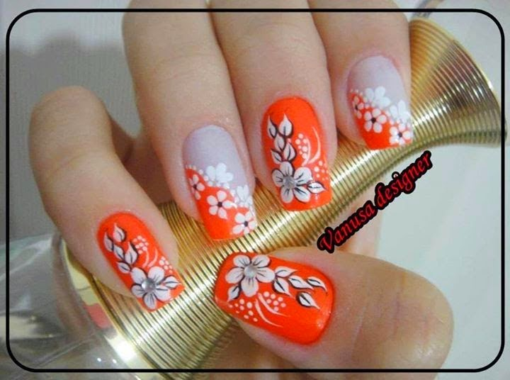 imagenes de uñas decoradas con diseño de uñas, gel, acrílico ...