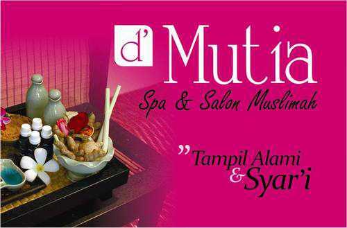 Jasa Spa Muslimah d'Mutia Spa & Salon - Semarang
