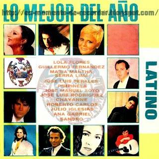 Lo Mejor Del Año – Latino (1990)